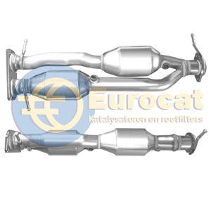 156 3/01- (2.5i-V6 24V 141kw) katalysator