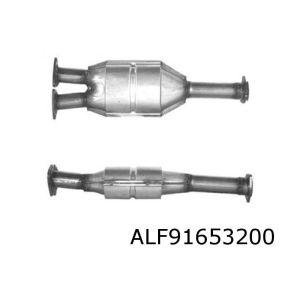 GTV / Spider -10/00 (2.0i-V6 Turbo/3.0i-V6 24V 16101/16102) katalysator