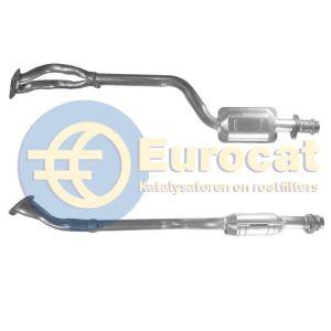E36 7/98-6/02 (Z3 1.9i-16V) katalysator