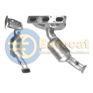 E46 4/98- (320I/323I/328I) Z3 9/98- (2.0I/2.8I) Achterste Katalysator