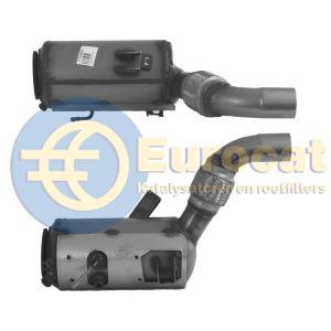 E60 / E61 / E90 / E91 / E92 / E93 (330D/530D) Roetfilter cordieriet