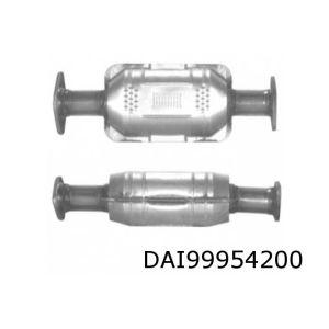 Hi-Jet (1.3i EFi) katalysator