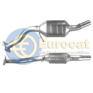 Fiesta (1.1i -1/94 / 1.3i 12/92- / 1.4i -12/93) katalysator