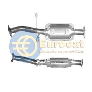 Escort V (1.3i/1.4i/1.6i) katalysator