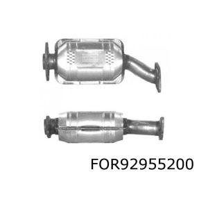 Escort V RS2000 (2.0i-16V) katalysator 4wd