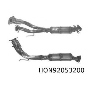 Integra 7/01- (2.0i-16V Vtec DC5) katalysator