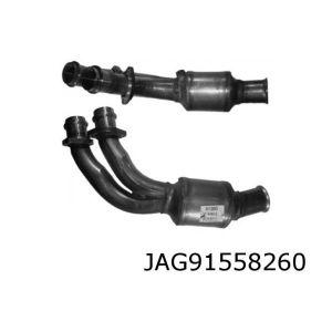 XJS 5/91-5/93 (5.3i-V12) linker katalysator