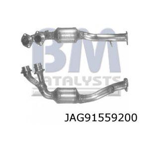 XJS / XJ12 -12/92 (5.3i-V12) rechter katalysator