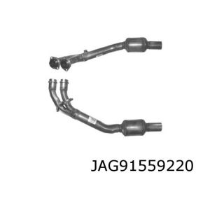 XJS 5/93-9/96 (6.0i-V12) linker katalysator