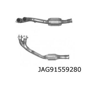 XJ12 (6.0i-V12) rechter katalysator