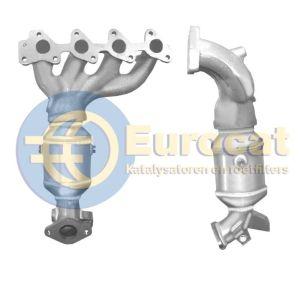 Picanto 1/04-6/05 (1.0i/1.1i) katalysator