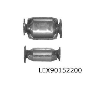 LS400 -9/97 (4.0i Twin) katalysator L/R
