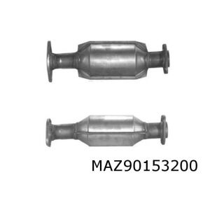 E2000 1/00-5/02 (2.0i) katalysator