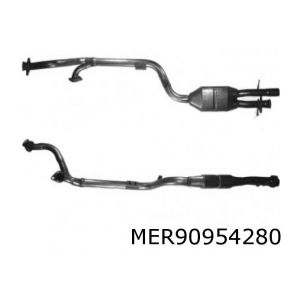 SL500 / 500SL 9/90-8/95 (r129) katalysator