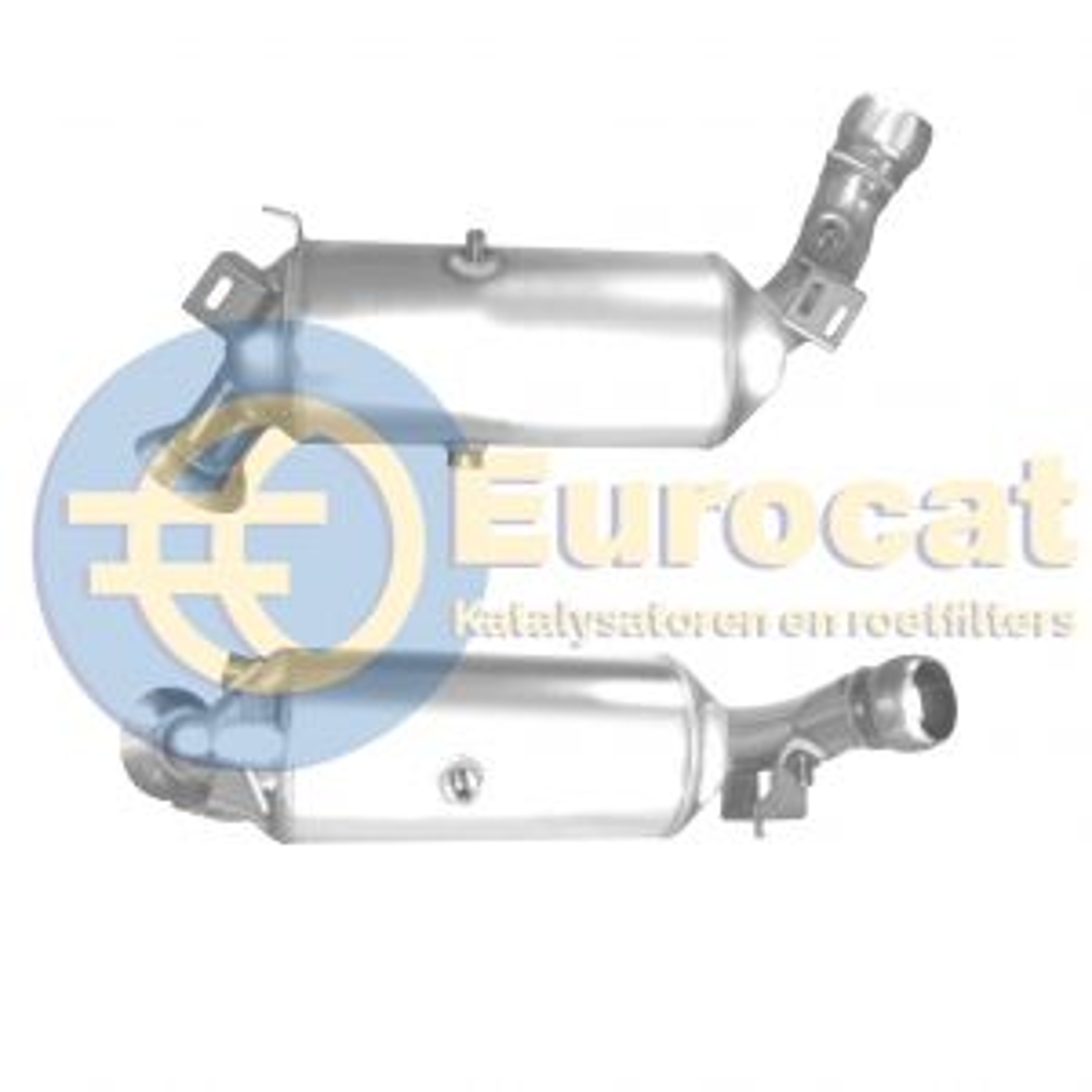 C200 / C220 (CDi) 01/07-  roetfilter cordieriet