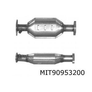 Pajero II -8/94 (3.5i-24V japan) katalysator