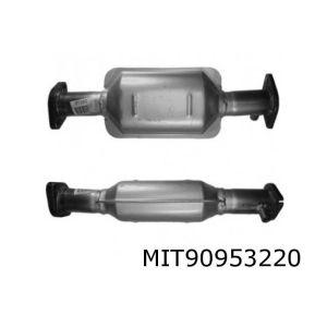 Pajero II 8/94- (3.5i-24V) katalysator