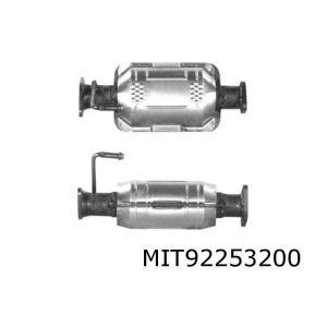 L300 1/95-7/01 (2.0i-16V) katalysator