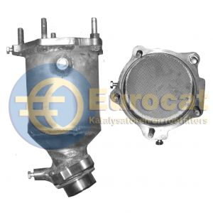 Micra -5/01 (1.0I-16V/1.4I-16V) Katalysator