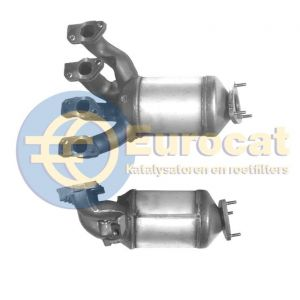 Astra G / Corsa C -9/04 (1.6I-8V) Katalysator