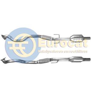 Vectra C 4/04- / Signum (1.9CDTi Z19DT/DTL/DTH) / Saab 9-3 9/04- (1.9TiD) achterste katalysator