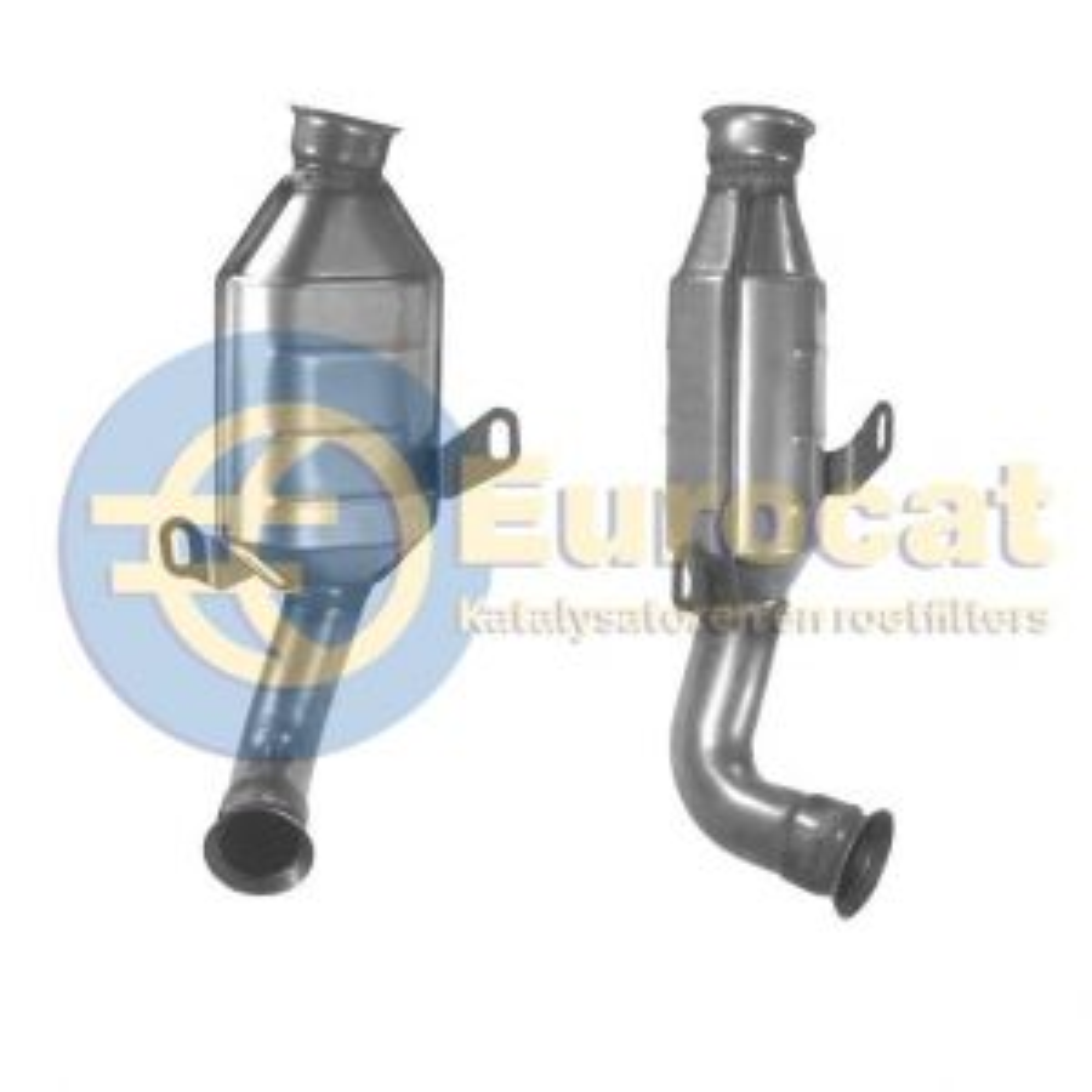 206 -10/03 / 307 02- (1.4HDi DV4TD-8HX) katalysator