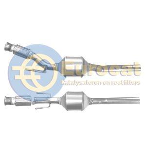 206 -9/00 (2.0HDi DW10TD-RHY) katalysator