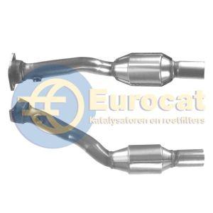 206 (2.0I-16V Ew10J4 Rfr) Katalysator