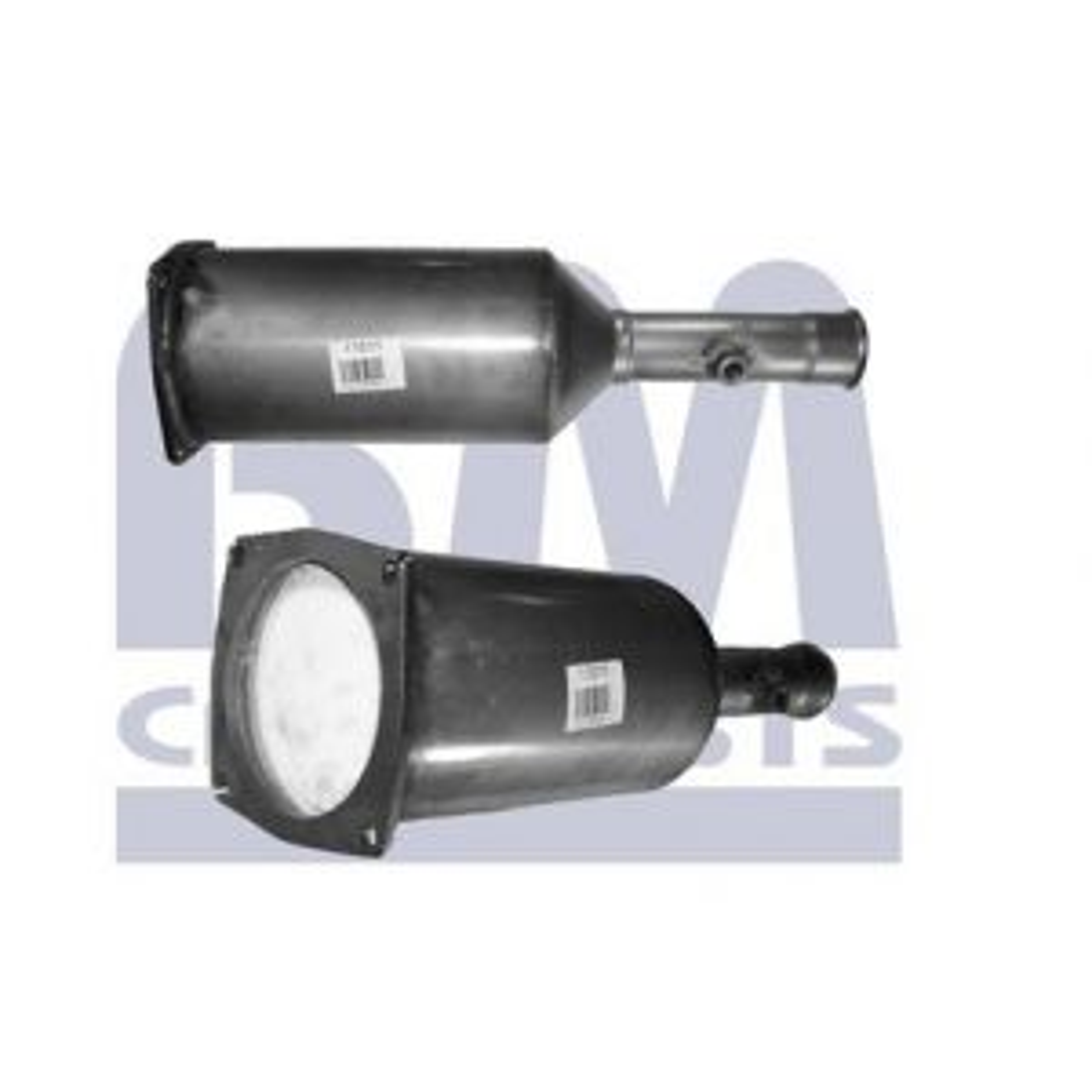C5 / 407 5/04- (2.0HDi 100kw) roetfilter cordieriet