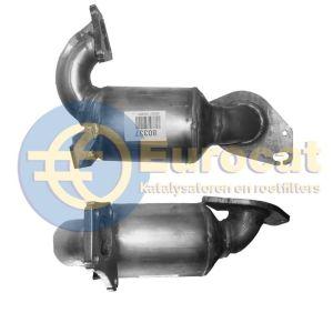 Megane II / Scenic II / Clio II 1/04-(1.5DCi) katalysator