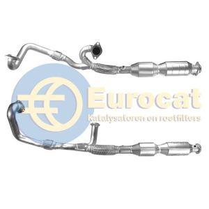 9-5 -10/03 (3.0I-V6 Turbo) Katalysator