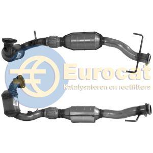9-5 9/00- (2.0I-16V Turbo / 2.3I-16V Turbo) Katalysator