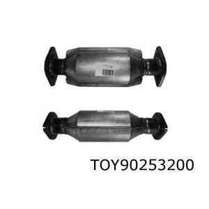 Previa 2/94- (2.4i-16V) katalysator