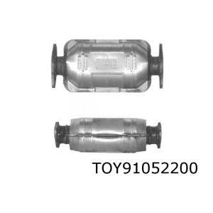 Hi-Ace 7/94-1/96 (2.4i) katalysator