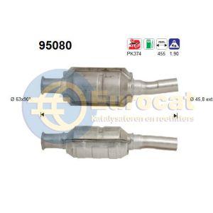 Corolla (1.4i-16V) 05/97- katalysator