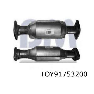 MR2 4/94- (2.0i 3S-GE 129Kw.) katalysator