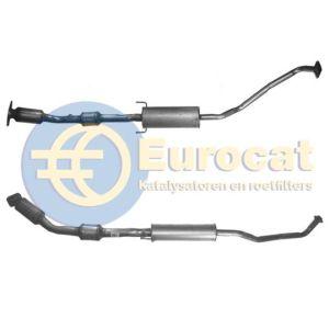 Corolla Verso 10/01- (1.6I-16V) Katalysator