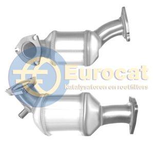 A4 -5/03 / A4 Quattro -5/03 (2.5TDi) voorste katalysator