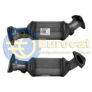 A4 / A6 / Superb / Passat Iv (1.6I / 1.8I-Turbo / 2.0I / 2.0I-20V) Katalysator
