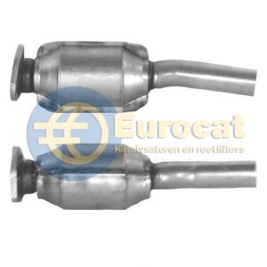 Cordoba / Ibiza / Toledo / Polo Classic (1.6i/1.8i/2.0i) katalysator