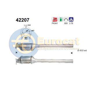 100 / A6 -6/96 (2.0) katalysator