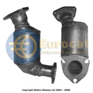 A6 / A6 Quattro / A6 Quattro Allroad / Superb -4/03 (2.5TDi) voorste katalysator