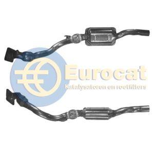 A6 Quattro 9/00- / A6 Allroad Quattro -6/02 (2.7i-V6 Biturbo) linker katalysator