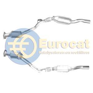 A6 / A6 Quattro (3.0i) linker katalysator