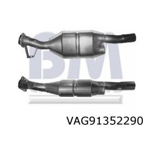 A8 -3/99 (3.7i-V8 32V AEW) linker katalysator