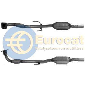 Polo Iv / Lupo 1/99- / Arosa (1.4I-16V) Katalysator