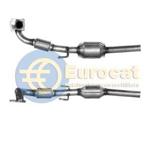 Cordoba / Ibiza / Caddy 5/97- / Golf III 5/96- / Polo IV 5/97- / Vento (1.9TD AHU/1Z/AGR) katalysato