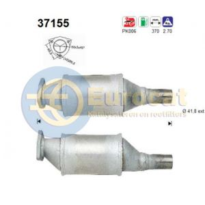 Golf III / Passat III / Vento -3/95 (1.8i AAM) katalysator