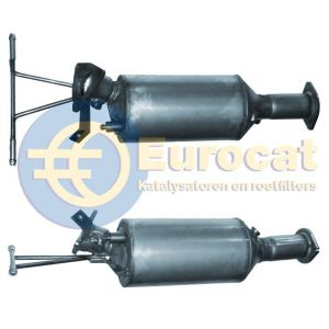 XC70 12/05- / XC90 5/06- (D5 244T4) roetfilter silicon