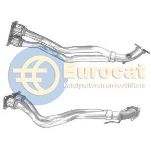 CARAVELLE/TRANSPORTER 2.5i Automatic (ACU; AEN; AET; AEU engines) 1/96- voorpijp